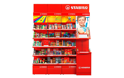 STABILO Active Shop - PRODUCT OF THE YEAR 2009