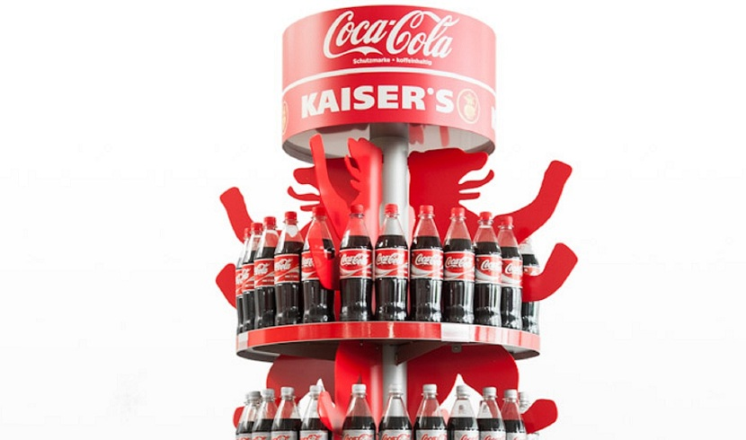 Coca Cola Display
