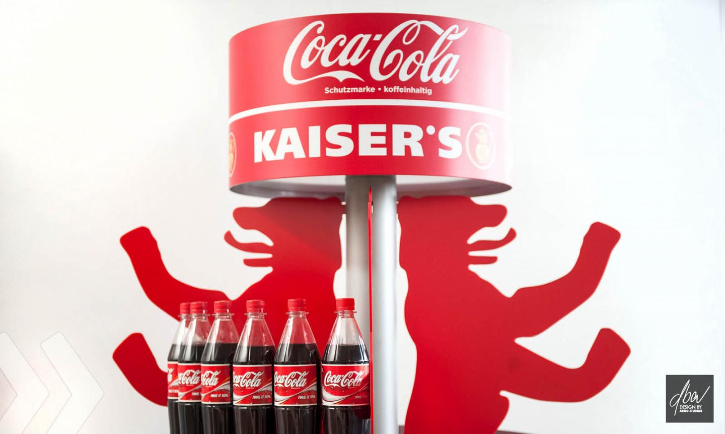 Coca Cola Display 2
