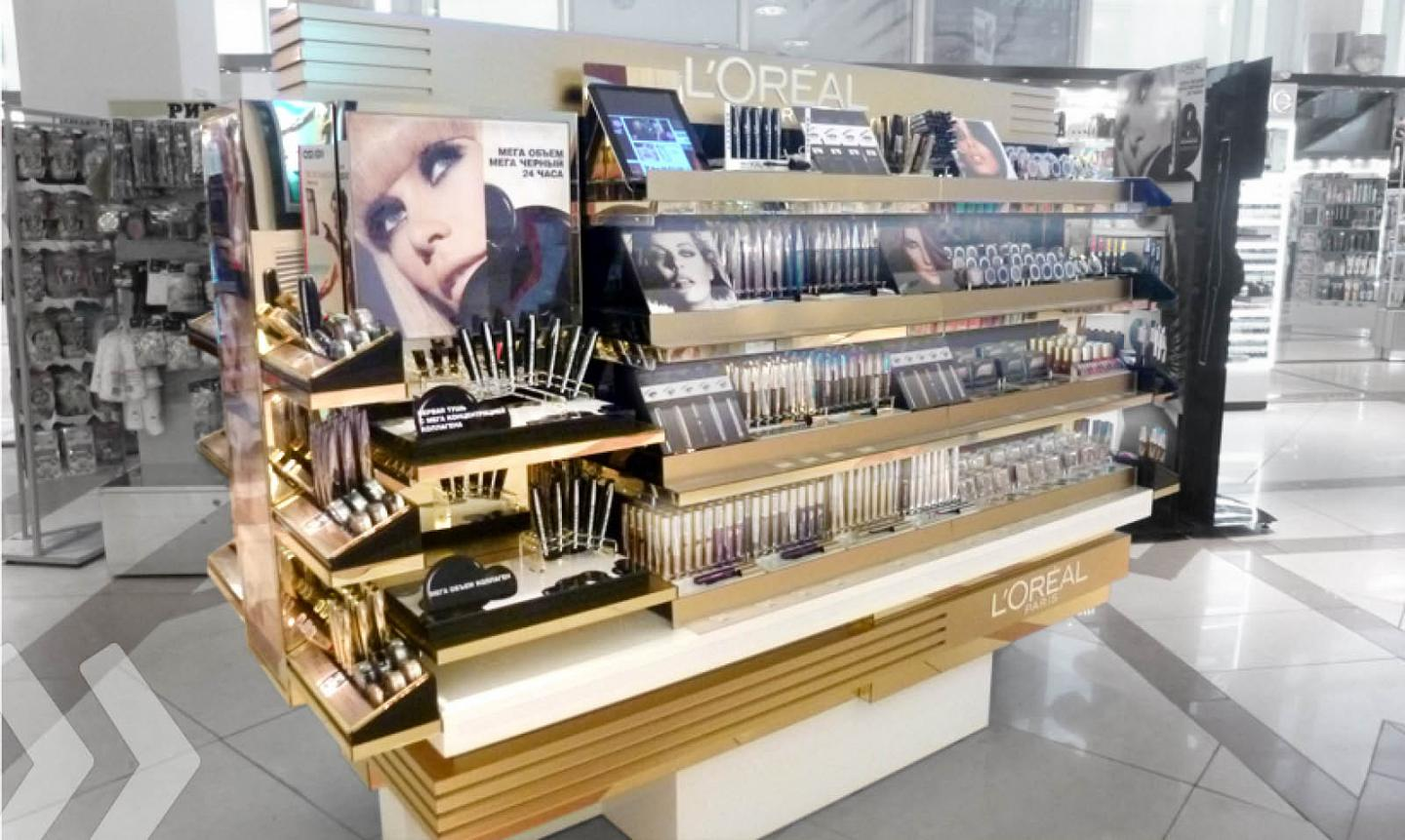 L'Oréal Display 3