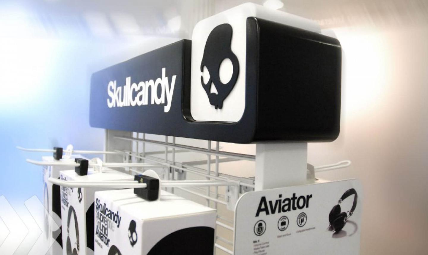 Skullcandy Display 2