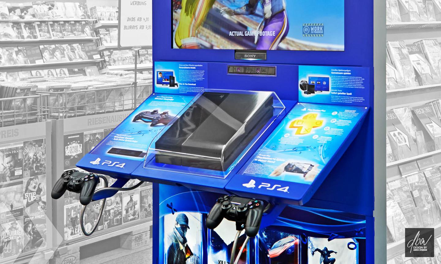 Sony Playstation 4 Display - Bild 03