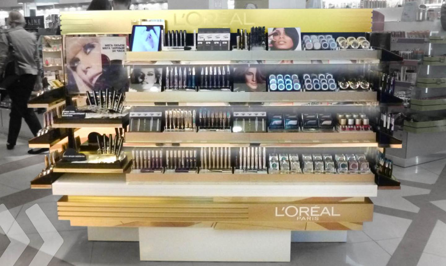 L'Oréal Display 2