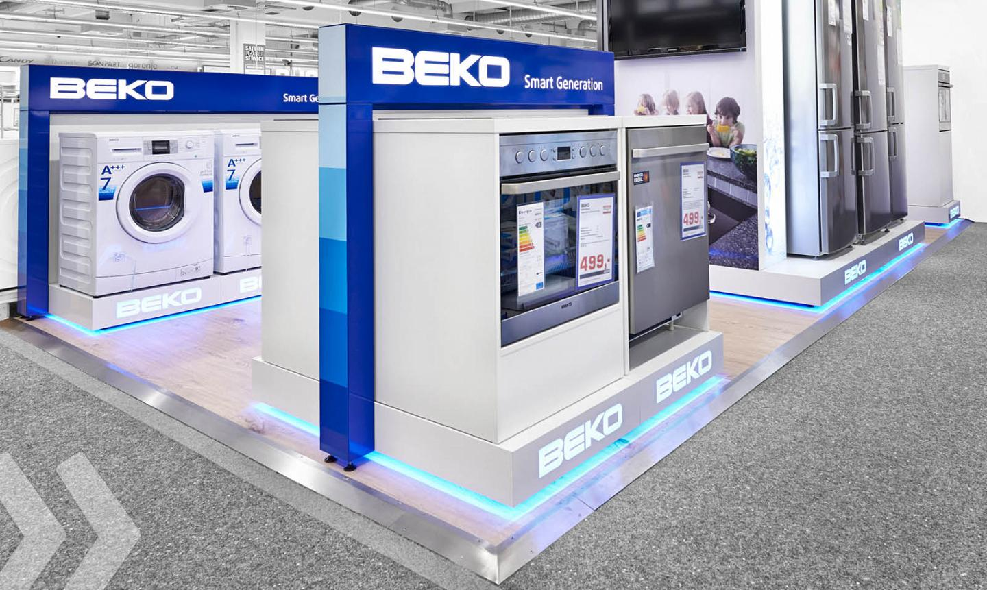 BEKO Shop in Shop 6