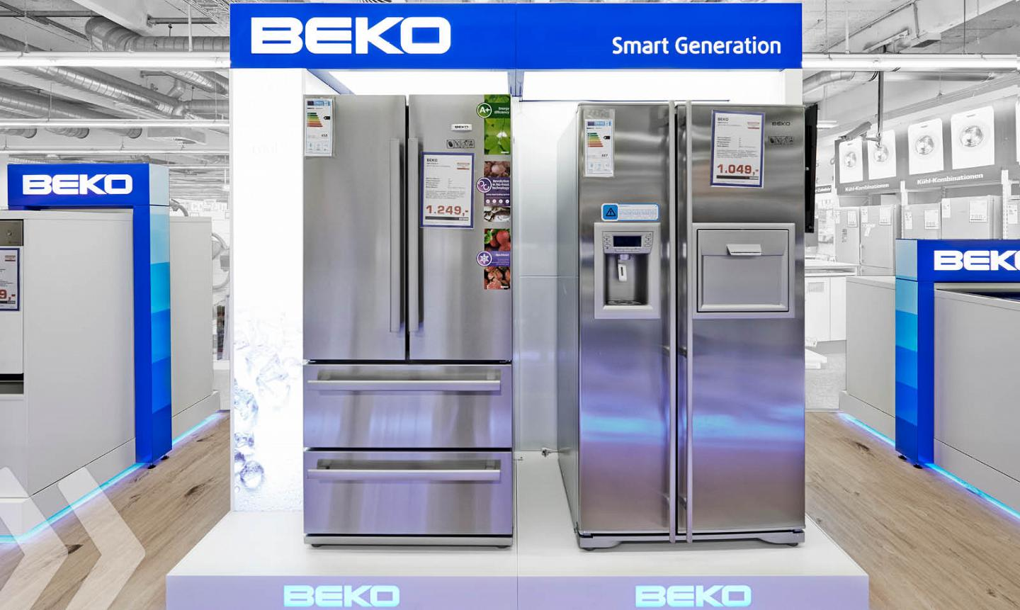 BEKO Shop in Shop 3