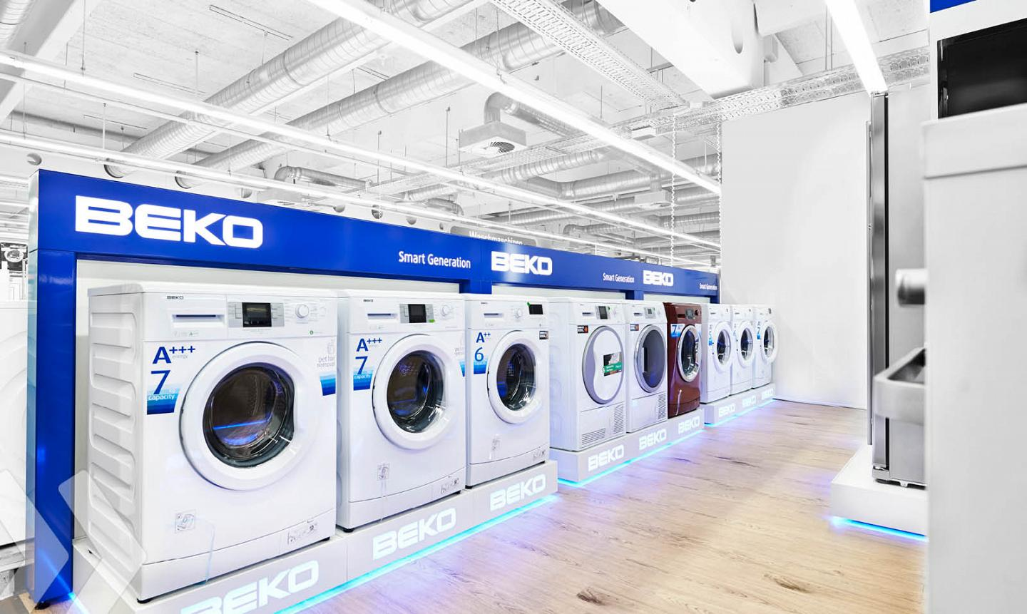 BEKO Shop in Shop 4