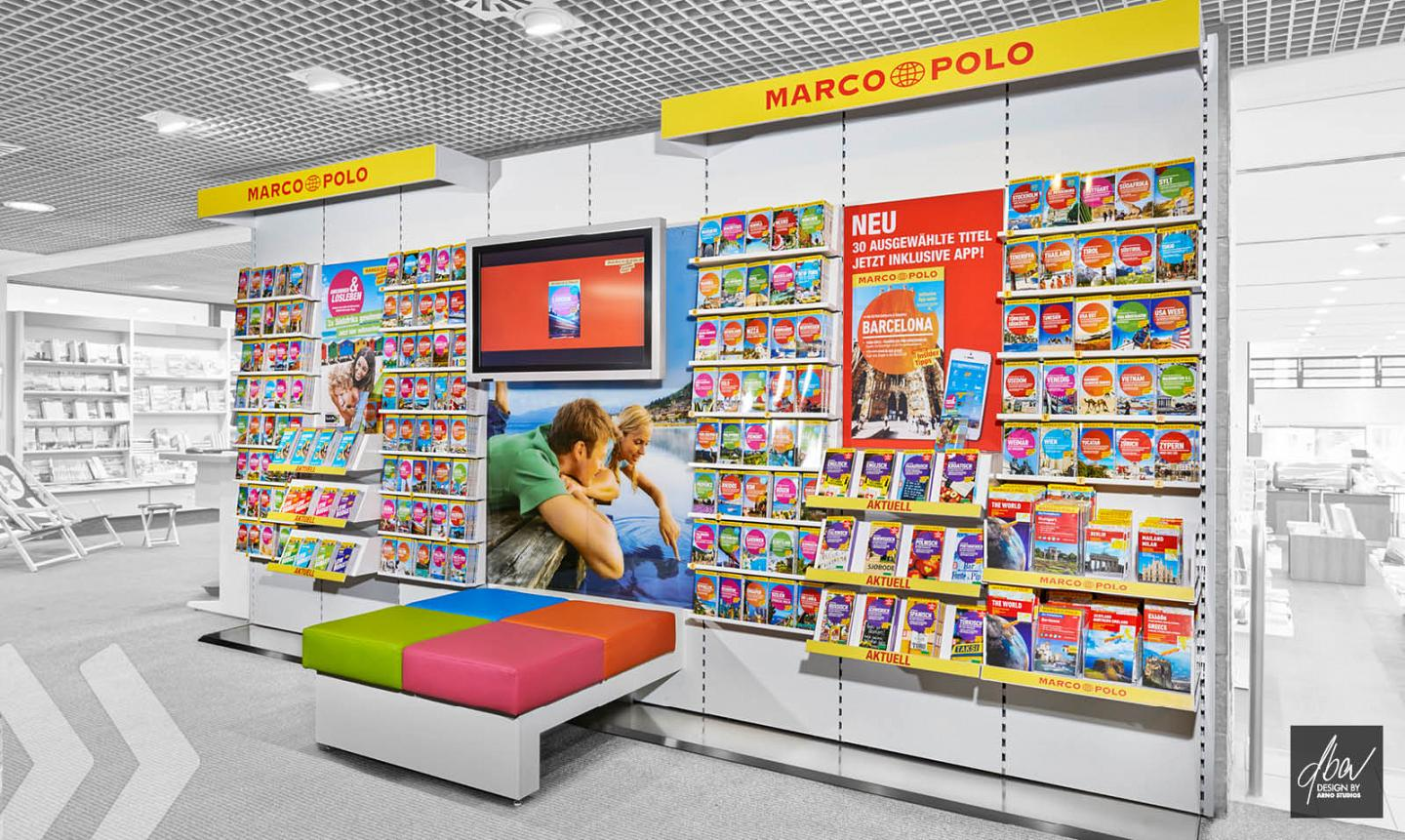 sale retailer 01df5 a4ff6 Marco Polo - Shop in Shop | ARNO Group