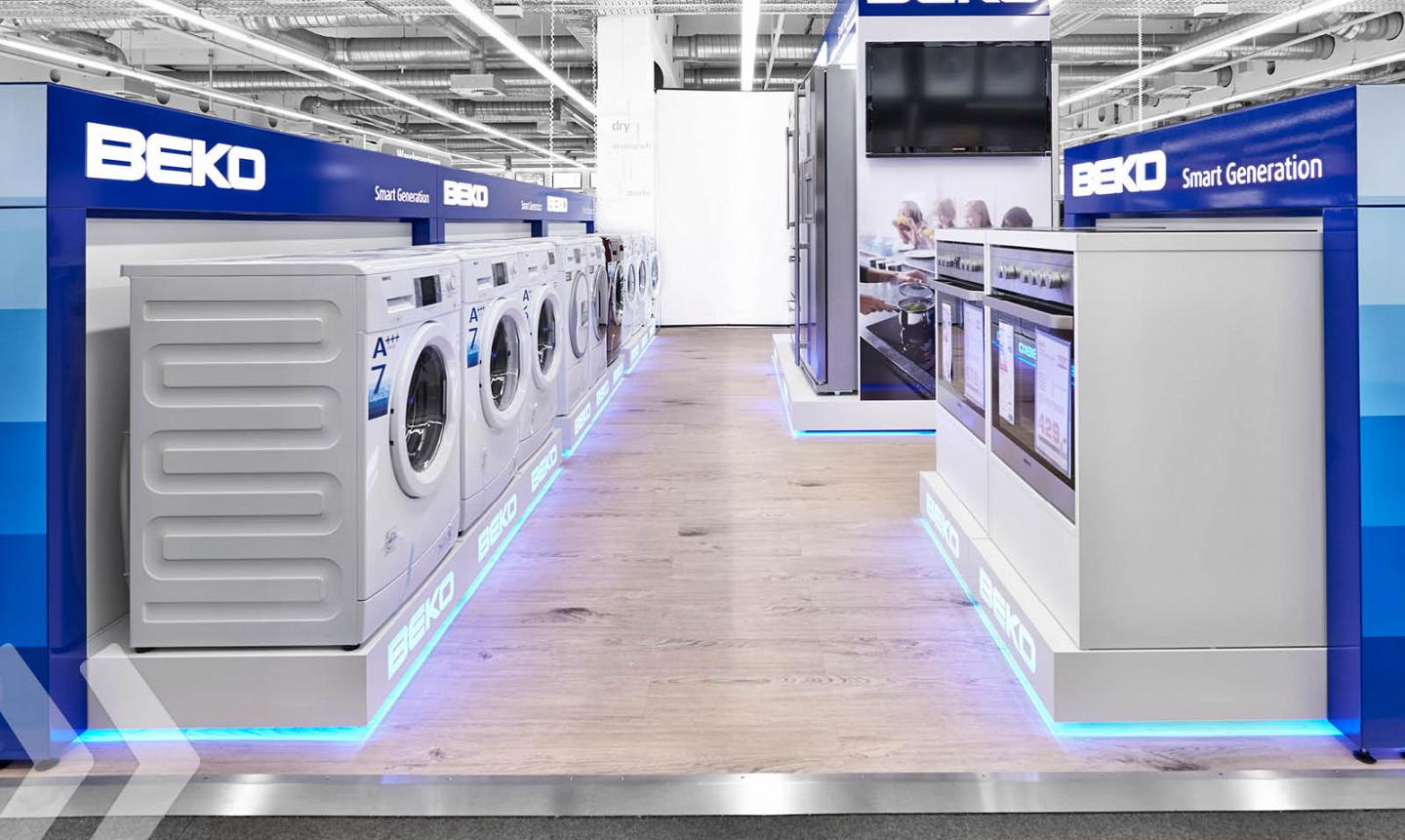 BEKO Shop in Shop 2