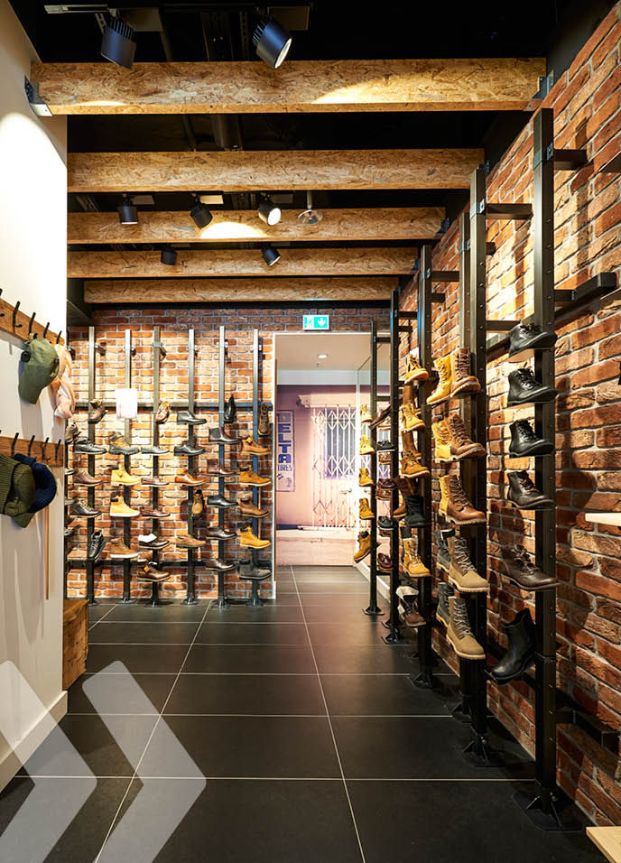 Timberland Store 2014 Arno Group