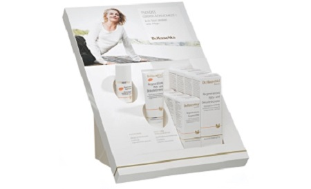 DR. HAUSCHKA Ecological Display - GOLD