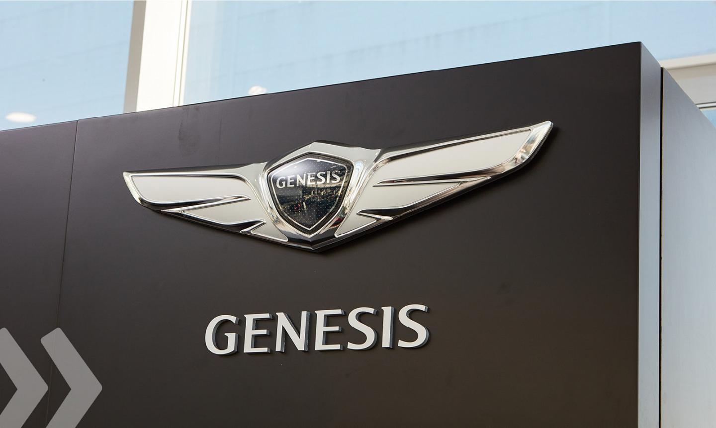 Hyundai Genesis Shop in Shop Zone 7