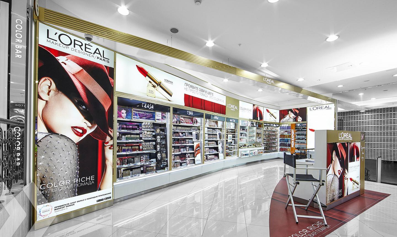 L Or 233 Al Shop In Shop Arno Group