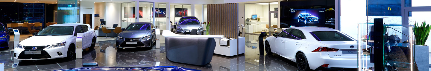 Lexus Showroom Project