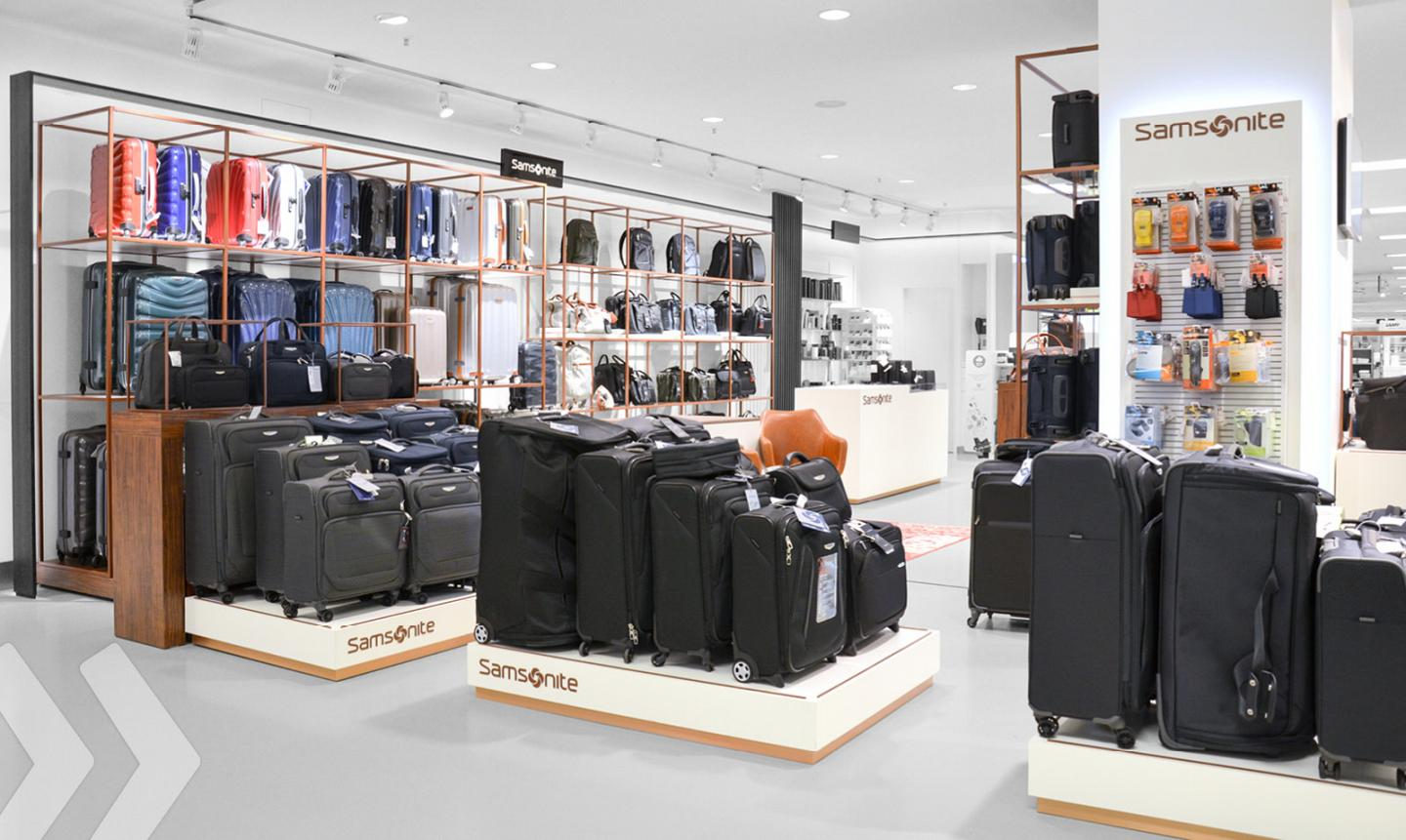 Samsonite Shop in Shop 3