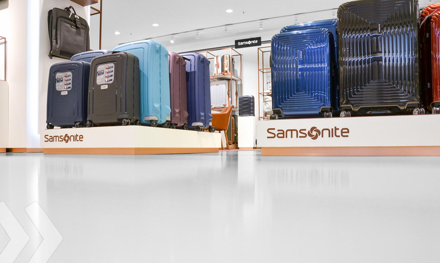 Samsonite Shop in Shop 4