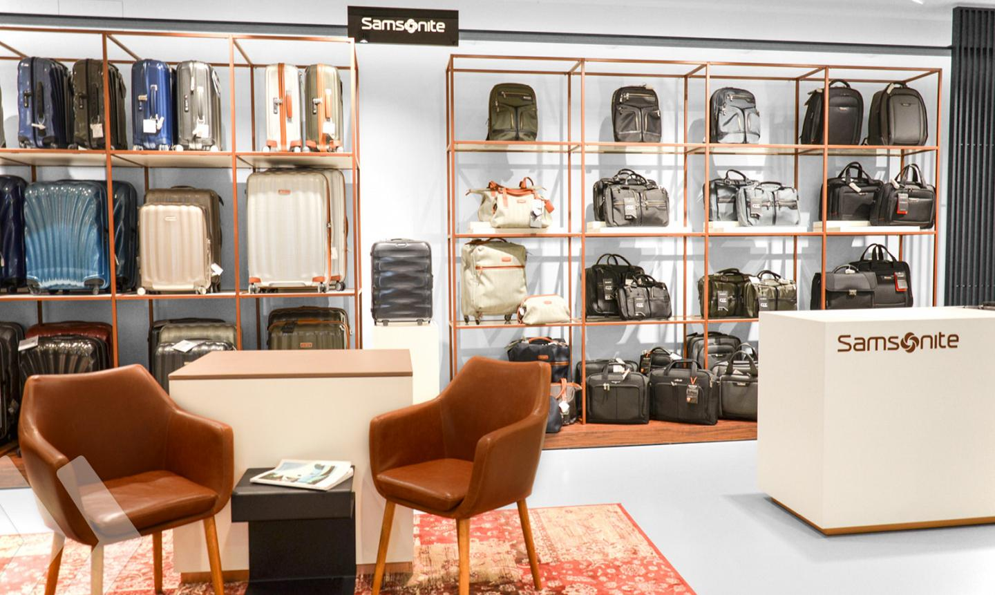 Samsonite Shop in Shop 5