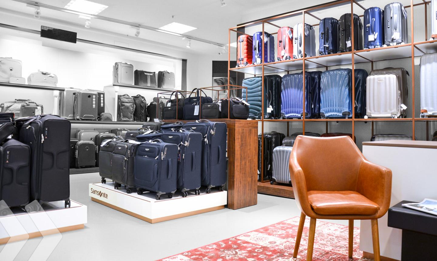 Samsonite Shop in Shop 6