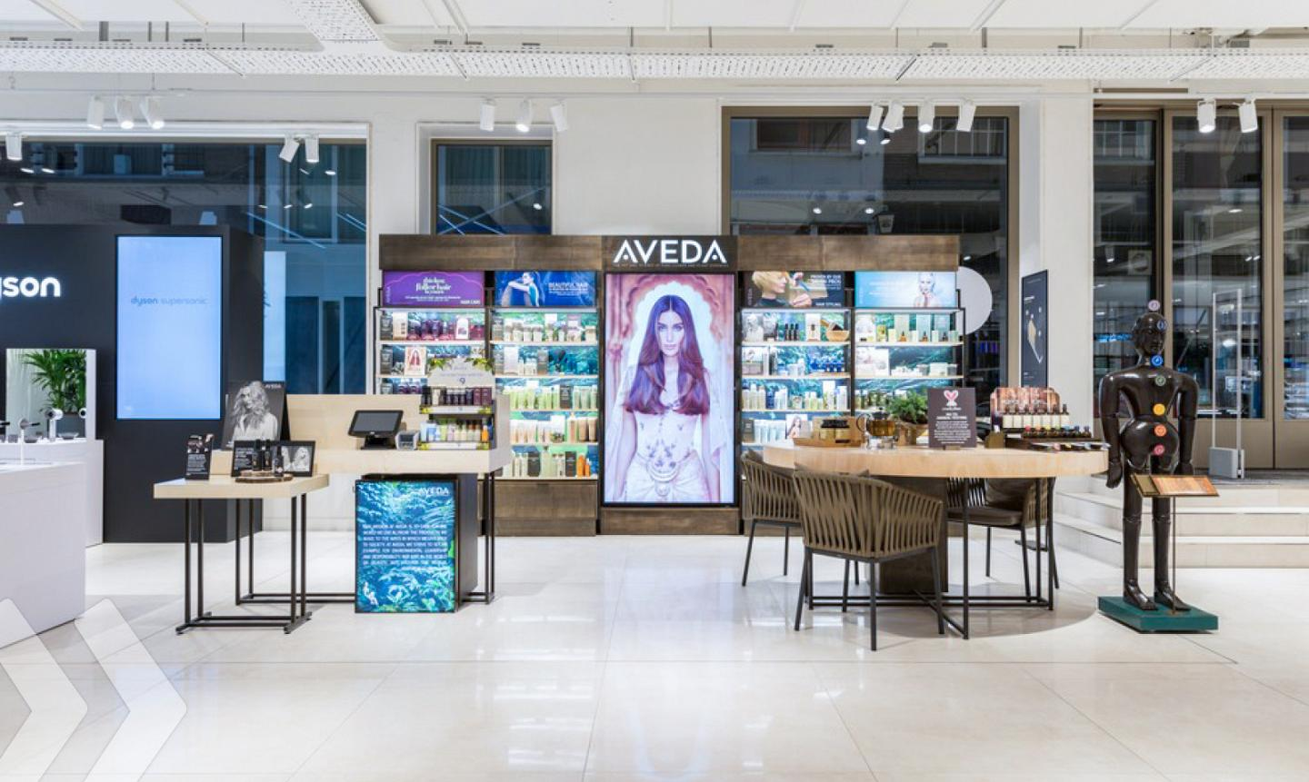 Aveda Shop in Shop 2