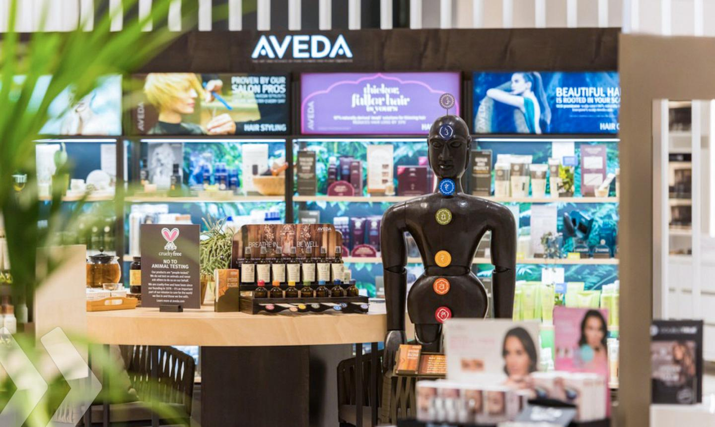 Aveda Shop in Shop 11