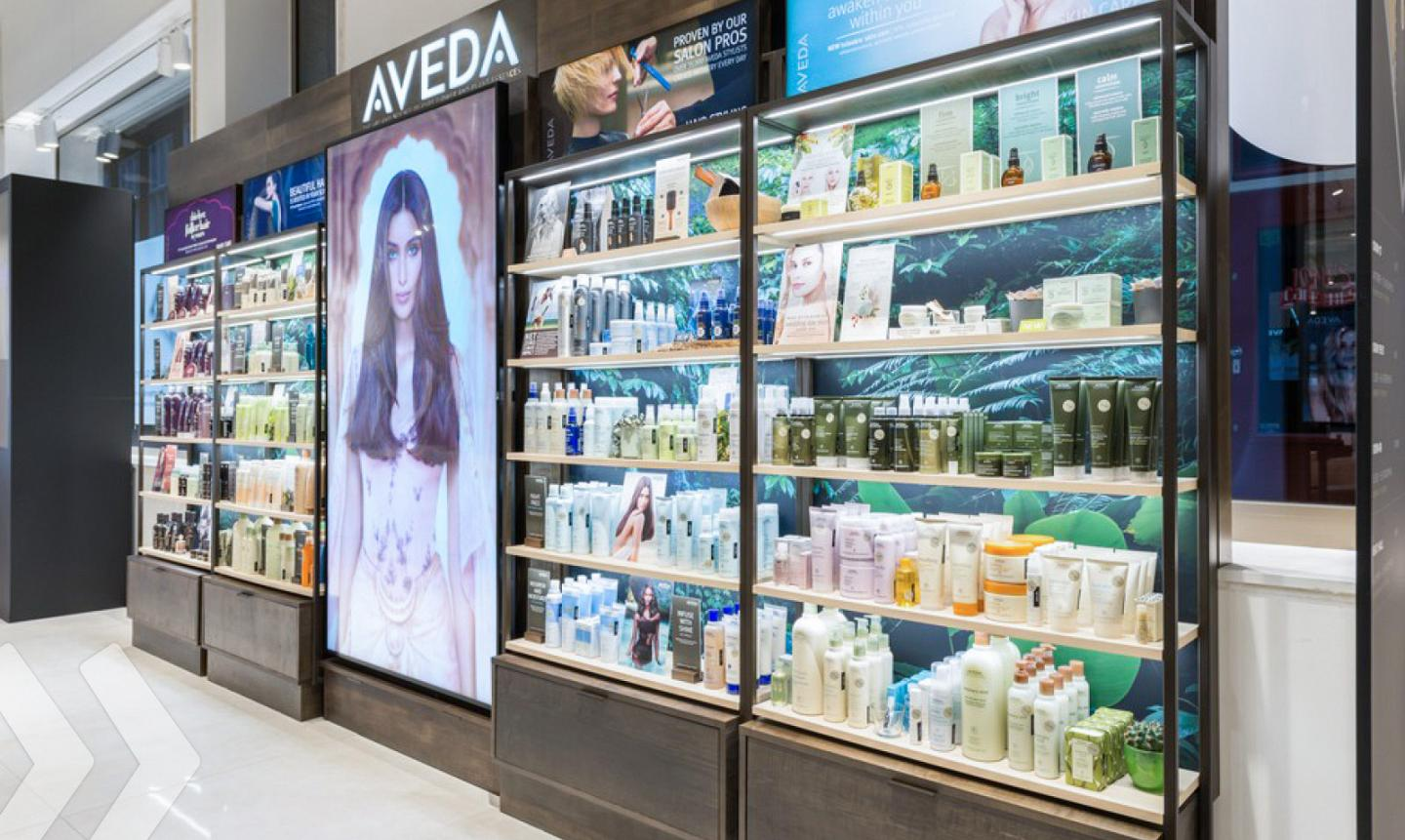 Aveda Shop in Shop 3