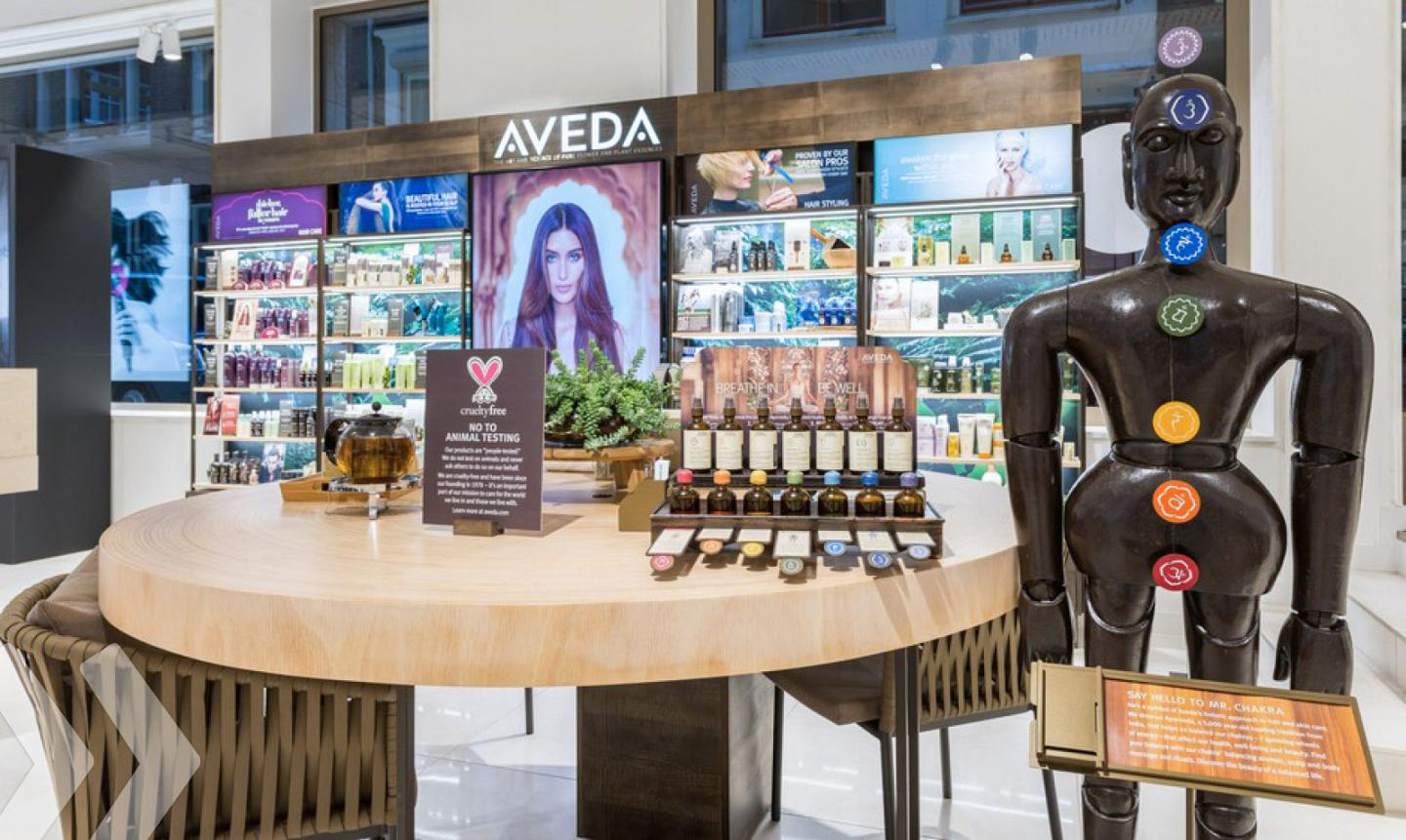 Aveda Shop in Shop 4
