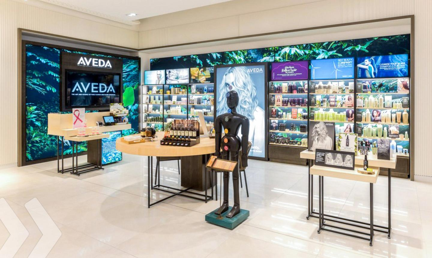 Aveda Shop in Shop 5