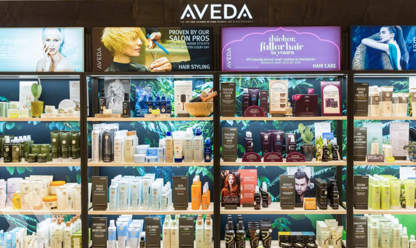 Aveda Shop in Shop 8