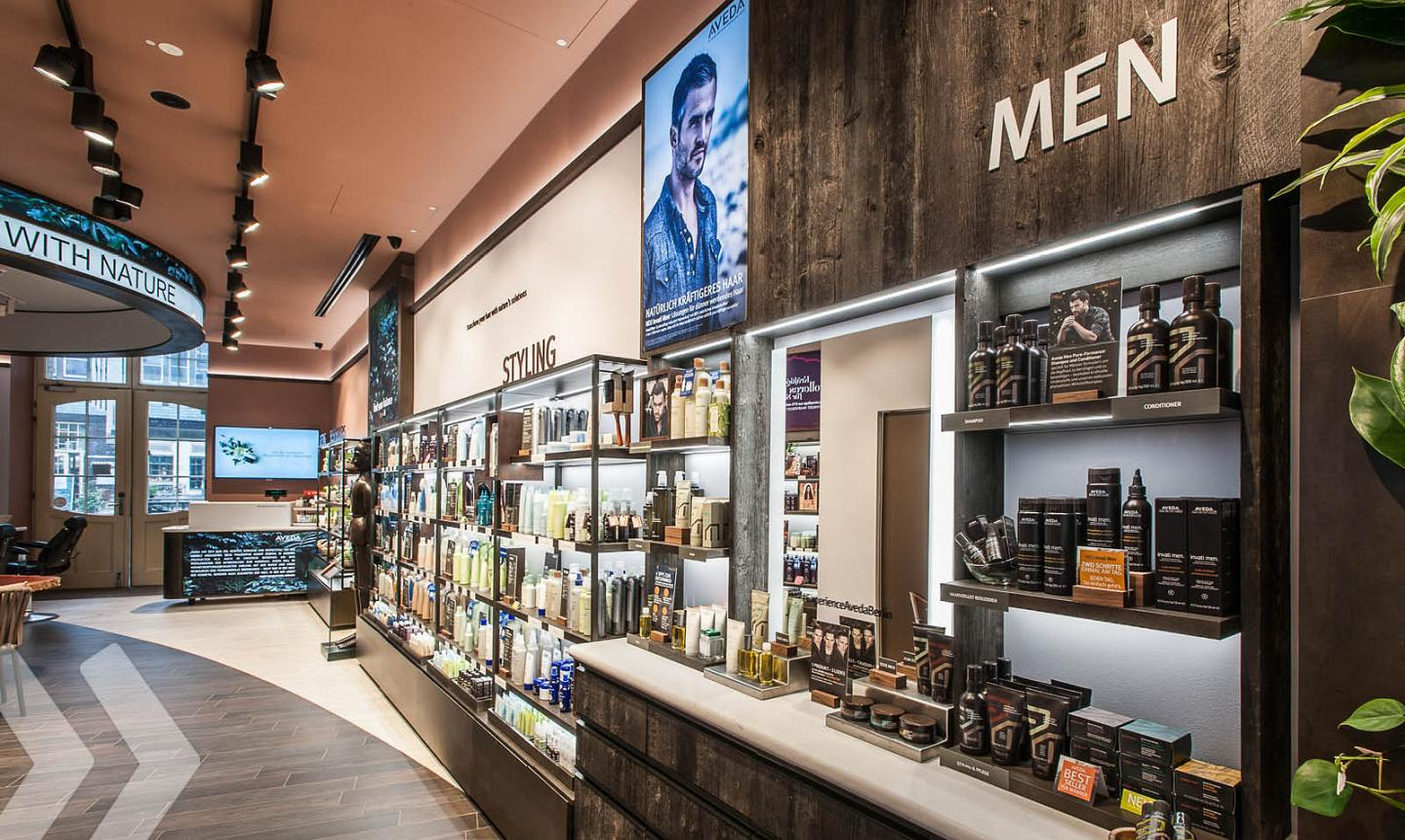 Aveda Store made by ARNO 02
