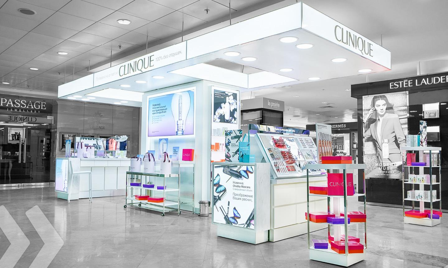 Clinique Shop in Shop 3