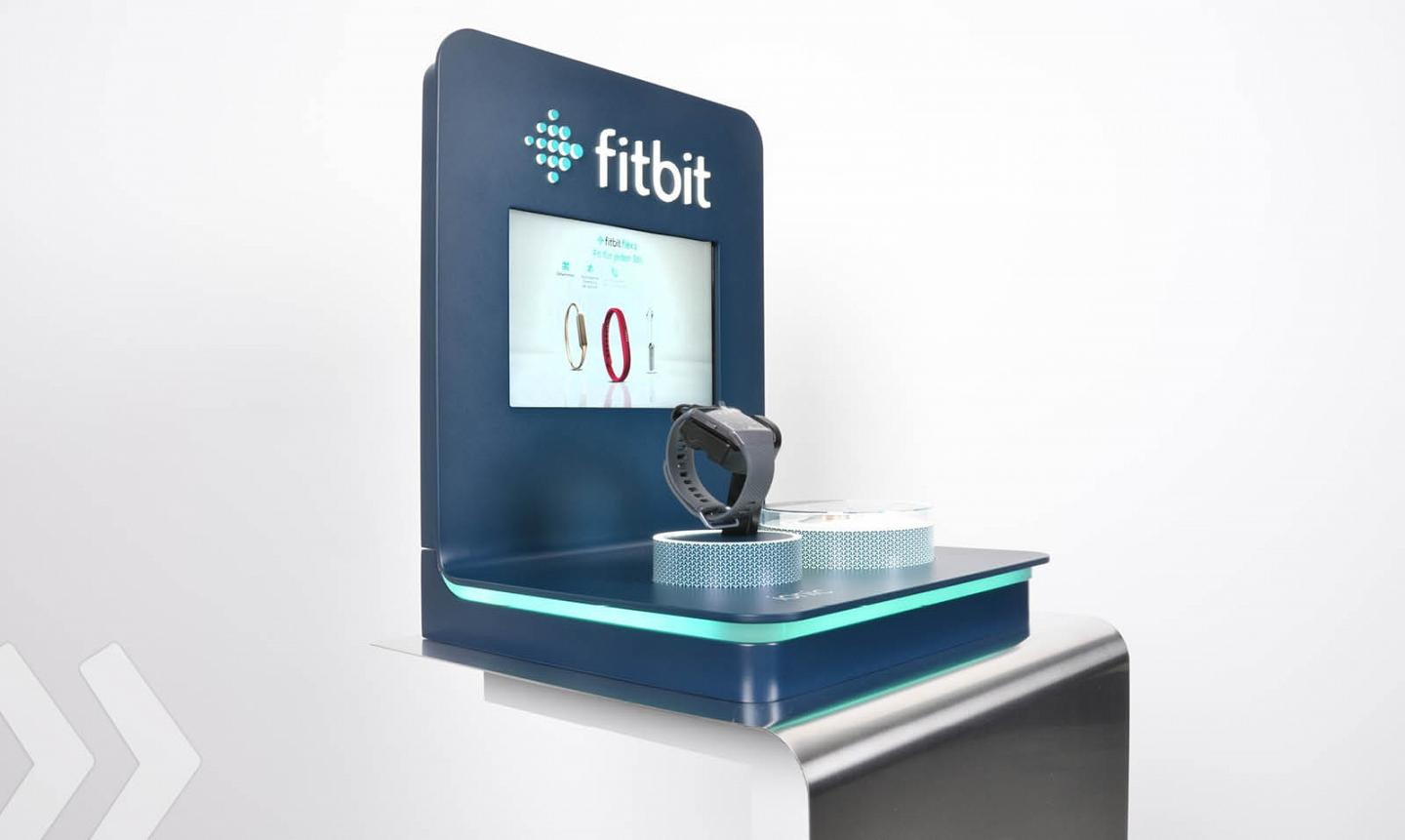 Fitbit Ionic Display 5