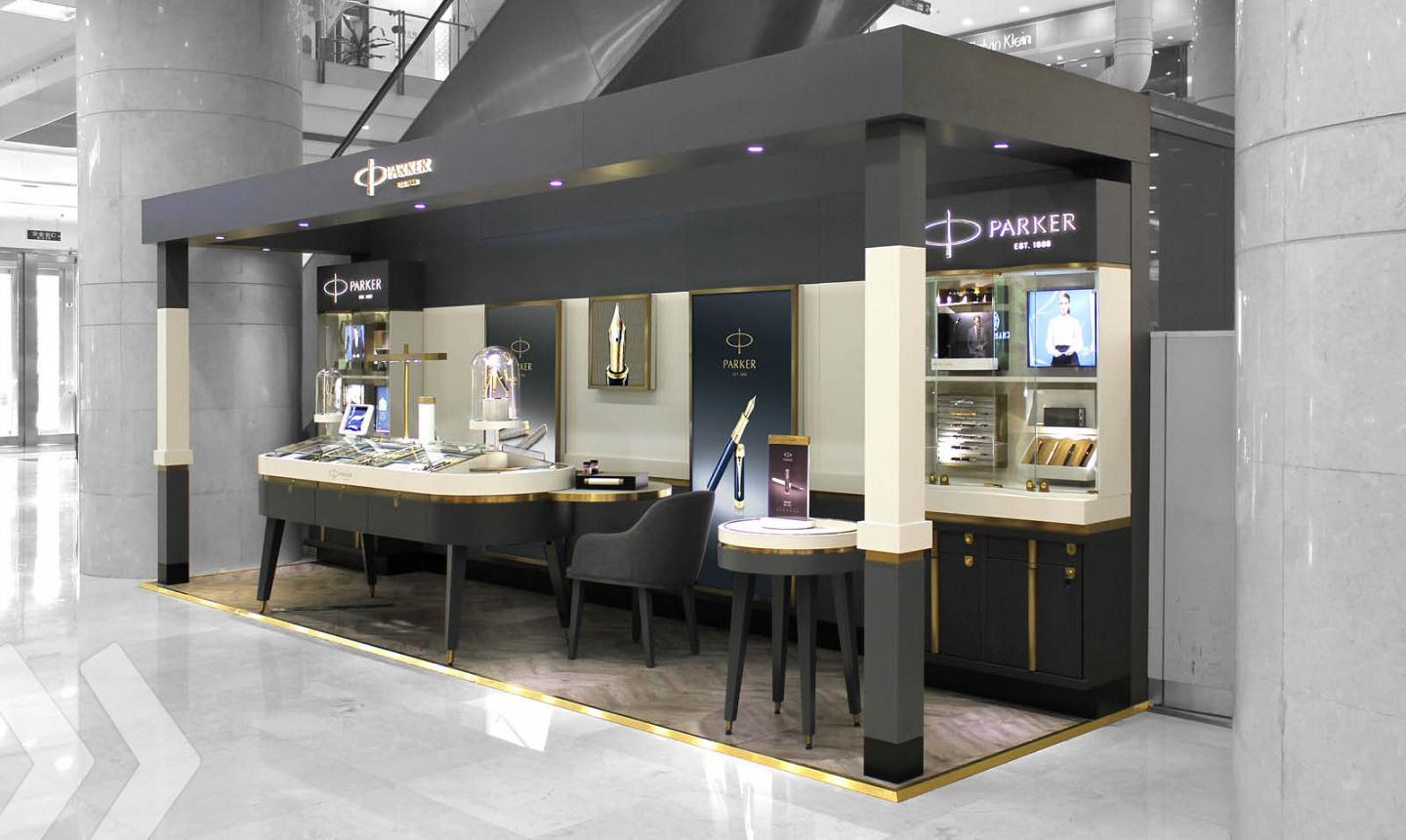 Parker Pen Shop in Shop 3