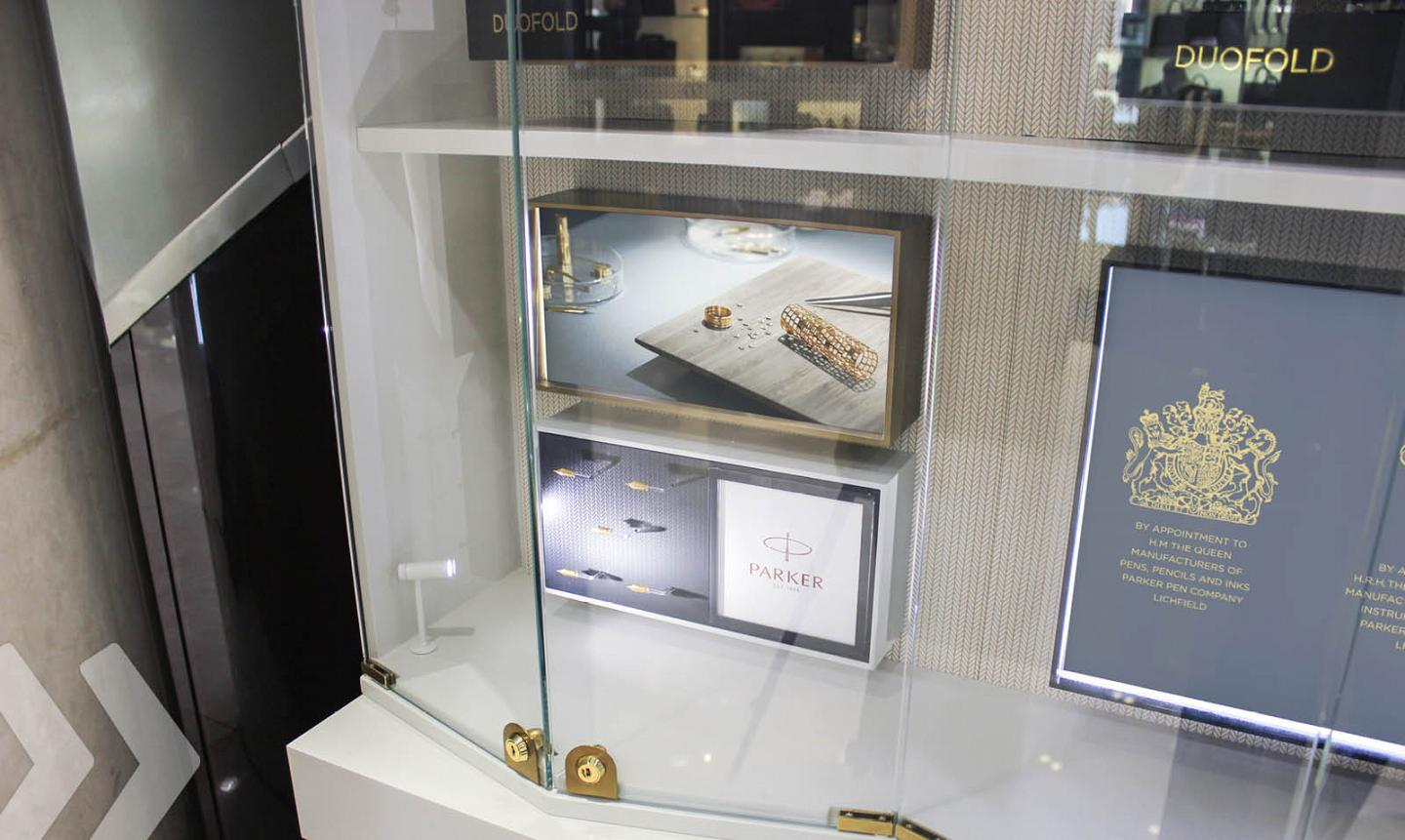 Parker Pen Shop in Shop 6