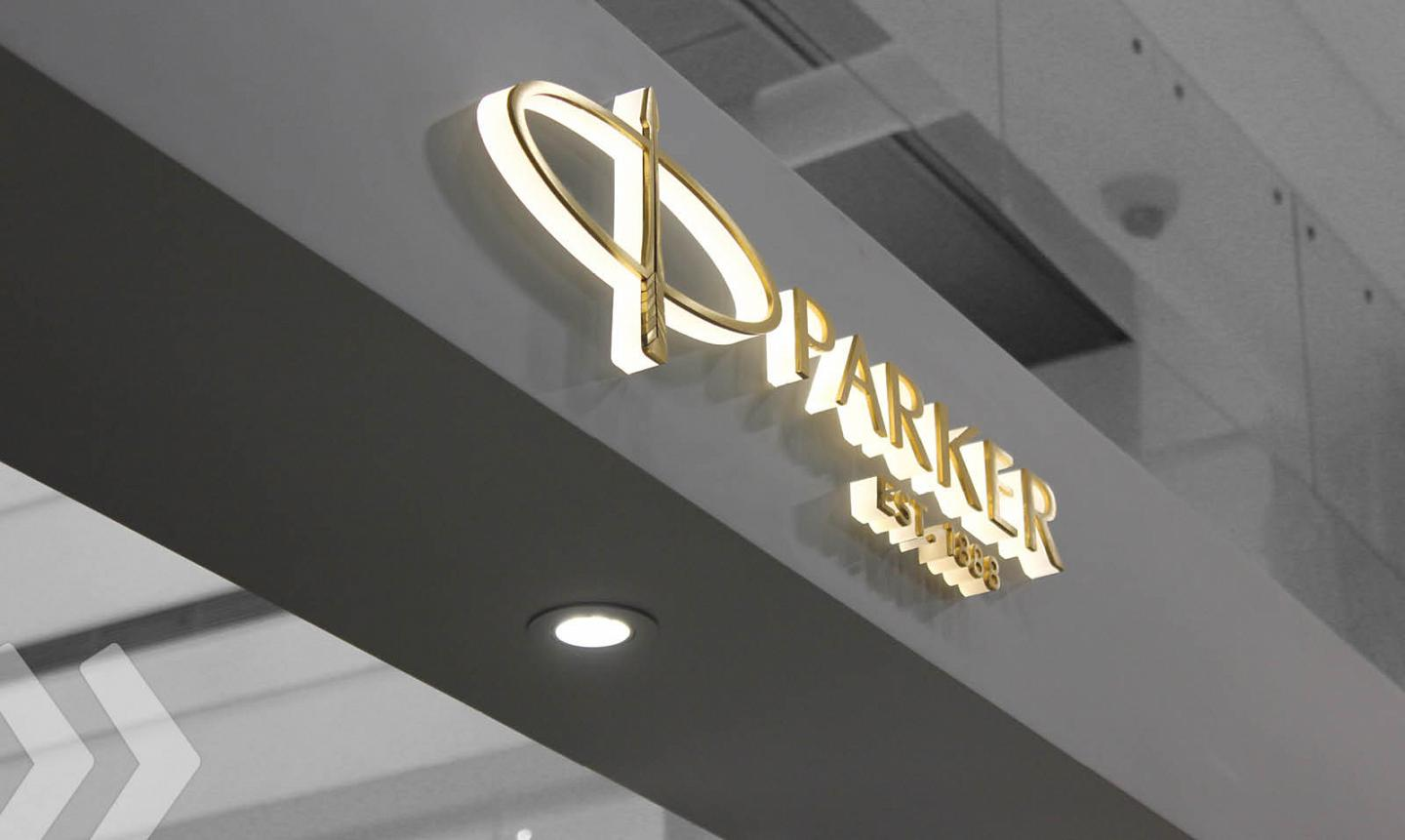 Parker Pen Shop In Shop Arno Group